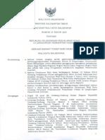 PERWALI Perjalanan Dinas 2019 (1)