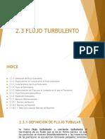 2.3.FLUJO TURBULENTO.pptx