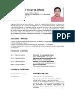 CV_Víctor Enrique Vásquez Zelada