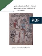 Sistema Maya de Inducción de Lluvia