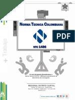 58. Normas Icontec-NTC 1486