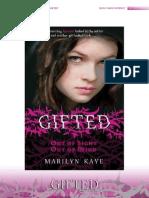 Gifted#1 - Marilyn Kaye (Español-Completo).pdf