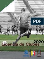 licencia de clubes