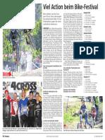 Botschaft 25. September 2019 - VC Leibstadt - Viel Action beim Bike-Festival
