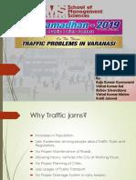Traffic Problems in Bhojubeer,Varanasi.pptx