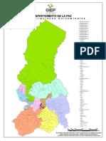 Circunscripciónes La Paz