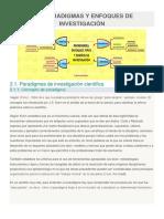 paradigmas y enfoques