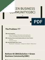 (IOT) O2O Green Business Presentation.pdf