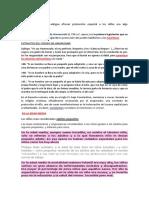 Informe de Los Derechos Del Niño
