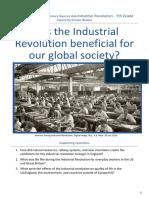 NorthCarolina CMS IndustrialRevolution Inquiry 01-16