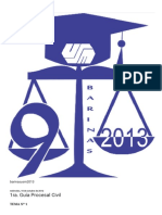 2013_ 1ra. Guía Procesal Civil