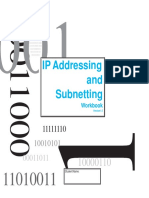Ip Addressing & Subnetting Workbook-converted