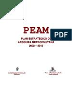 Plan Estrategico de Arequipa