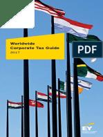 Worldwide Corporate Tax Guide 2017