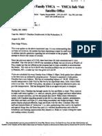 2005 August 22 - Judge Wilson Report Safe Visit