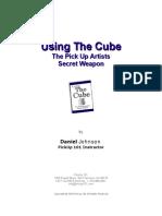 Daniel Johnson - Using the Cube the Pickup Artists Secret Weapon Cd2 Id867011035 Size212