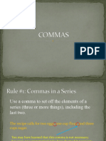 commarules.ppt
