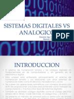 1.2 Digital vs Analogico