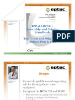 IPC AJ 820A Assembly and Joining Handbook the How