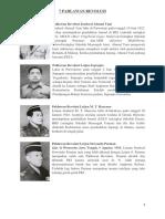 7 Pahlawan Revolusi Yang Dibuang Ke Sumur Lubang Buaya