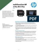 HP-M177fw