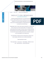 Barnshaws Induction Bending - An Advanced Metal Bending Process