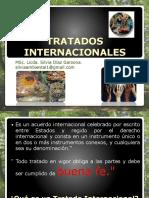 Tratados Internacionales. 2019.