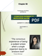 Conscious Experience Chapter 8
