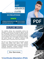 Worried About Police Clearance Certificate? We, Will Help You To Get PCC In Philippines