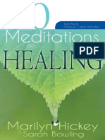 30 Meditations on Healing - Marilyn Hickey