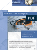How to Build a Lucid Dreaming Mask