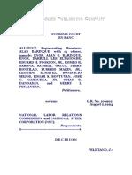 Alu-tucp vs. Nlrc, g.r. No. 109902, August 2, 1994, 234 Scra 678