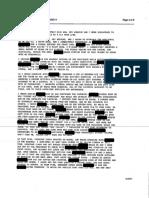 Dalton Police Affidavit - Timothy Williams Incident