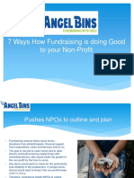 Really Good Fundraising Ideas | Angel Bins