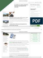 Calcular Presupuestos de Construcción Casas