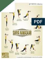 Yoga Suryanamaskar