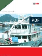 Hiab Sea Crane Brochure