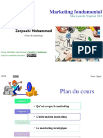 Marketing Cours