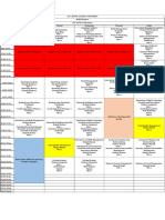 Elective Time Table (CR-66)