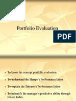 Sapm Evaluation