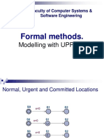 10. BCS2213 - Modelling With UPPAAL