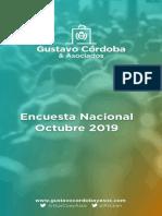 Gcya Nacional Octubre 2019