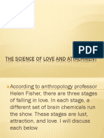 The Science of Love and Attachment