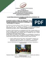 Articulo Periodistico Personal 2019