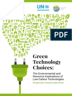 Report Green Technology Choices Web 02062017