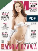 FHM Philippines June 2015