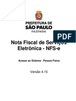 Manual Nfe Pf