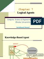 Chap 07 Logical Agents--- Russel.ppt