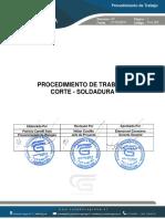 005 PROCEDIMIENTO SOLDADURA