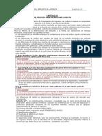 Capitulo Ix - Del Régimen Para Determinar La Renta